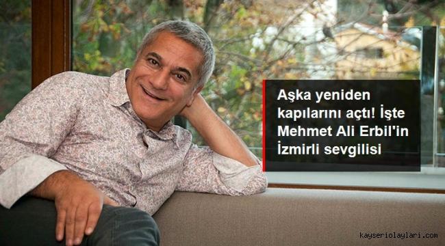 Aşka yeniden kapılarını açtı! Mehmet Ali Erbil, İzmirli iş kadını Funda Aksu'yla aşk yaşıyor