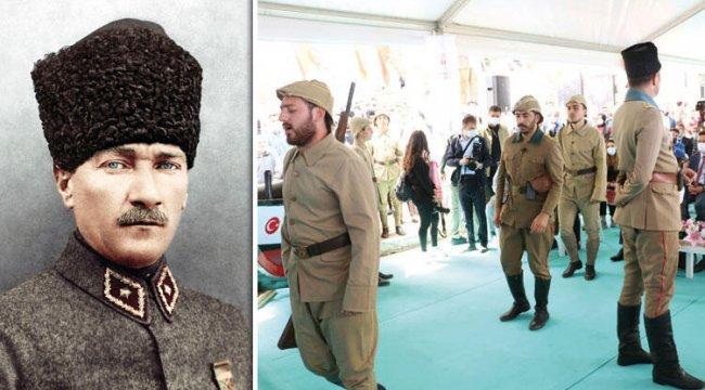 Gençlik ve Spor Bakanlığı'ndan Atatürk ve İstiklal Yolu Yürüyüşü