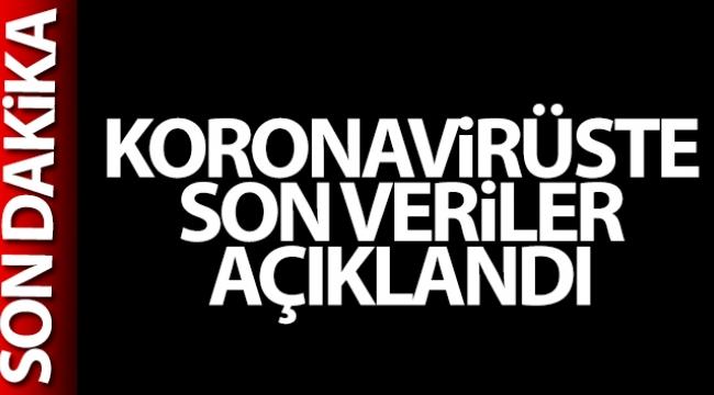 Son dakika: Bugünkü vaka sayısı açıklandı! 10 Haziran 2021 koronavirüs tablosu yayınlandı! Türkiye'de bugün kaç kişi öldü?